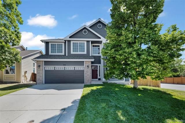 212 Hampstead Avenue, Castle Rock, CO 80104 (MLS #8618276) :: 8z Real Estate