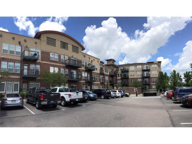 10176 Park Meadows Drive #2406, Lone Tree, CO 80124 (MLS #8618708) :: 8z Real Estate