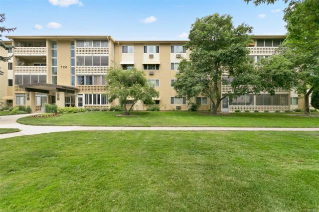 720 S Clinton Street 8A, Denver, CO 80247 (#8618764) :: The DeGrood Team