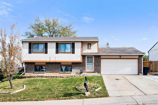 4860 S Garrison Street S, Denver, CO 80123 (#8619512) :: The DeGrood Team