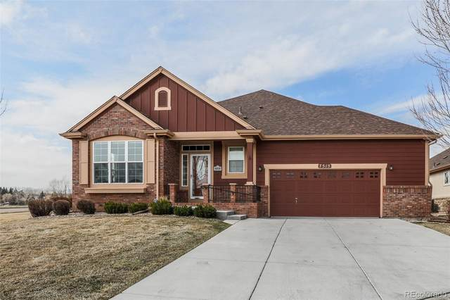 7515 Isabell Circle, Arvada, CO 80007 (MLS #8619522) :: 8z Real Estate