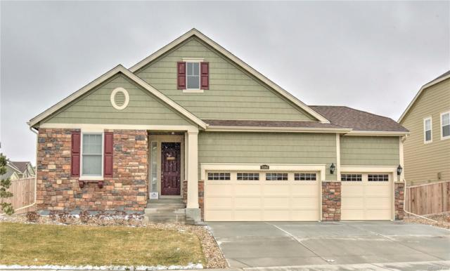 5588 E 142nd Avenue, Thornton, CO 80602 (#8620231) :: The Pete Cook Home Group