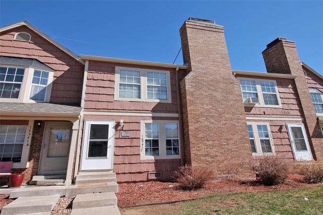 16941 E Chenango Avenue C, Aurora, CO 80015 (#8620775) :: Wisdom Real Estate