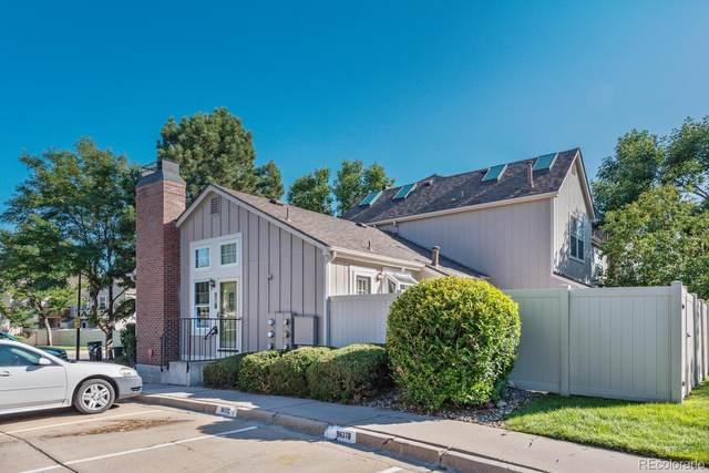 9635 W Chatfield Avenue F, Littleton, CO 80128 (#8621023) :: Real Estate Professionals