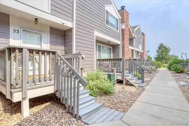 6785 W 84th Way #53, Arvada, CO 80003 (#8621574) :: Venterra Real Estate LLC