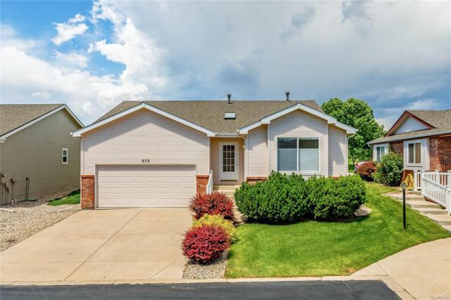 659 Radiant Drive, Loveland, CO 80538 (MLS #8621698) :: 8z Real Estate