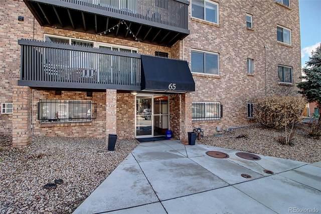 65 Clarkson Street #402, Denver, CO 80218 (#8621785) :: The Gilbert Group