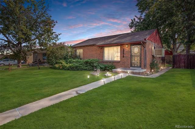3370 Olive Street, Denver, CO 80207 (MLS #8621965) :: 8z Real Estate