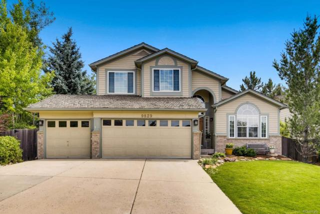9829 Cypress Point Circle, Lone Tree, CO 80124 (#8622526) :: The DeGrood Team