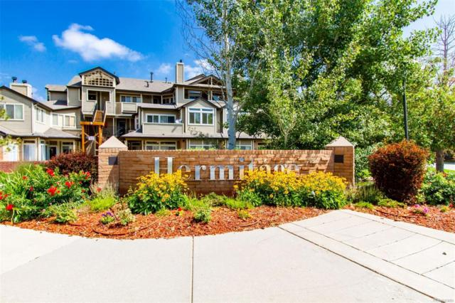 6001 S Yosemite Street F202, Greenwood Village, CO 80111 (#8622597) :: The City and Mountains Group