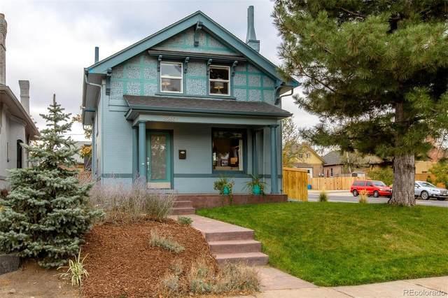 3200 N Gaylord Street, Denver, CO 80205 (#8623379) :: Wisdom Real Estate