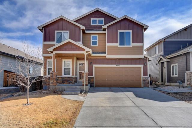 9802 Eagle Creek Circle, Commerce City, CO 80022 (#8623546) :: The Heyl Group at Keller Williams