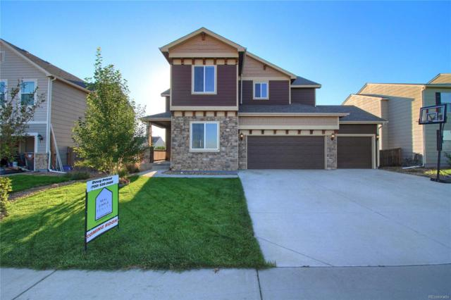 13673 Saddle Drive, Mead, CO 80542 (#8623671) :: Structure CO Group
