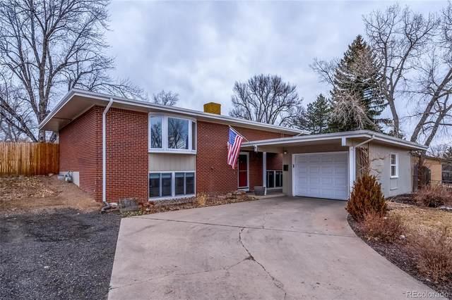 8051 S Kendall Boulevard, Littleton, CO 80128 (MLS #8623769) :: 8z Real Estate