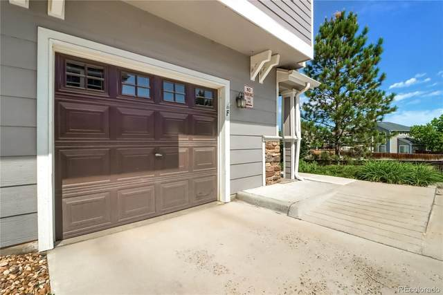 17145 Waterhouse Circle F, Parker, CO 80134 (#8623894) :: The Griffith Home Team