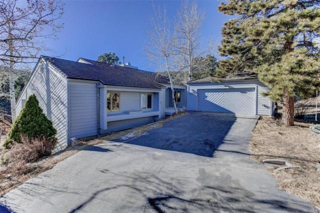 23378 Fescue Drive, Golden, CO 80401 (#8623925) :: 5281 Exclusive Homes Realty