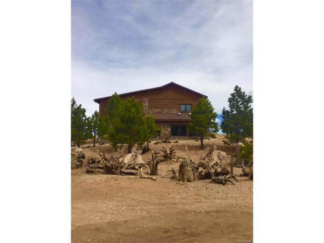 2860 Gulch Road, Guffey, CO 80820 (MLS #8624325) :: 8z Real Estate