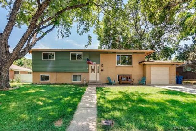 11066 W 62nd Avenue, Arvada, CO 80004 (#8624660) :: Sellstate Realty Pros