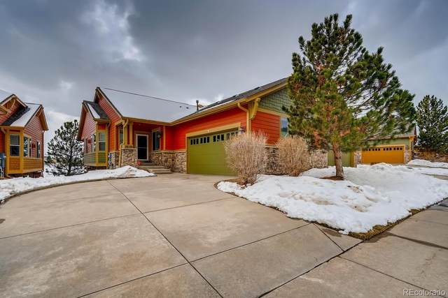 18166 E Saskatoon Place, Parker, CO 80134 (MLS #8624697) :: Wheelhouse Realty
