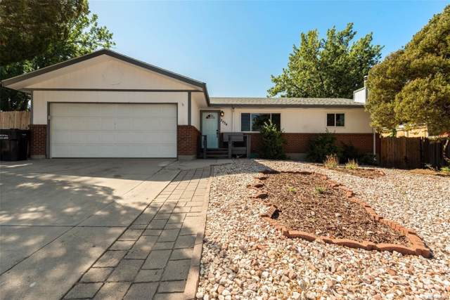 2734 W 22nd Street Drive, Greeley, CO 80634 (#8624904) :: My Home Team