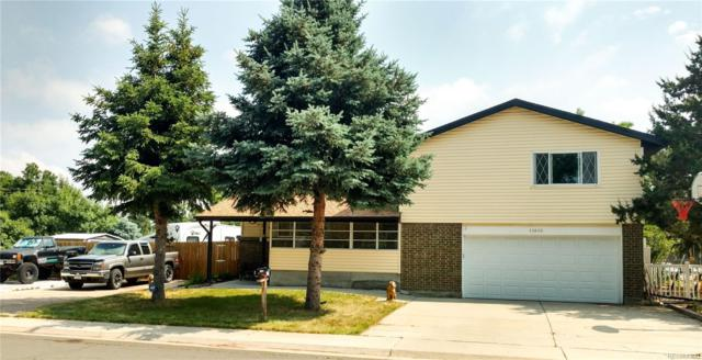 11610 W 70th Place, Arvada, CO 80004 (#8625276) :: The DeGrood Team
