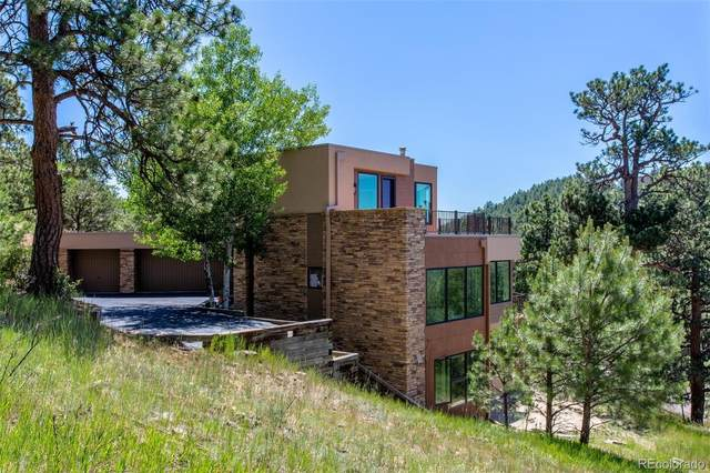 2093 Montane Drive, Golden, CO 80401 (#8625280) :: milehimodern