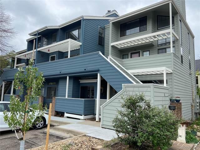 3487 28TH Street #22, Boulder, CO 80301 (MLS #8625320) :: Find Colorado