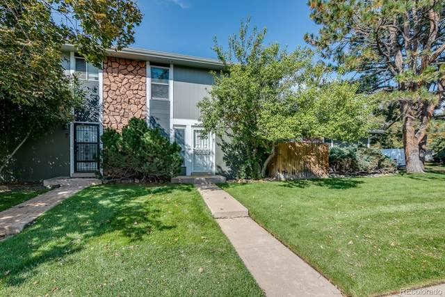 10001 E Evans Avenue 85B, Denver, CO 80247 (#8625508) :: Bring Home Denver with Keller Williams Downtown Realty LLC