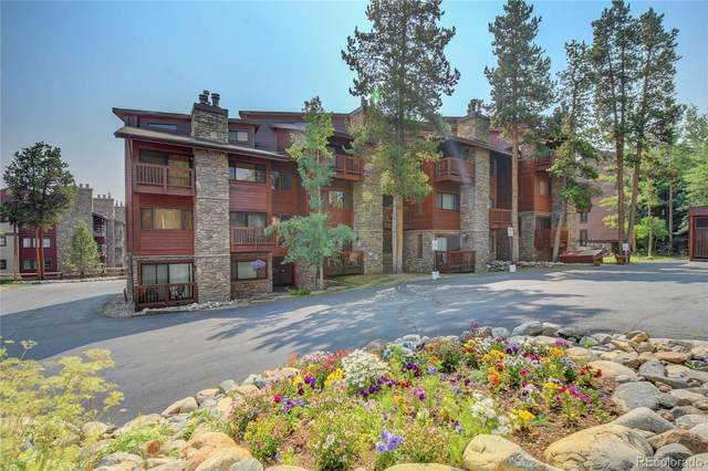 405 Four Oclock Road A, Breckenridge, CO 80424 (#8625556) :: The Margolis Team