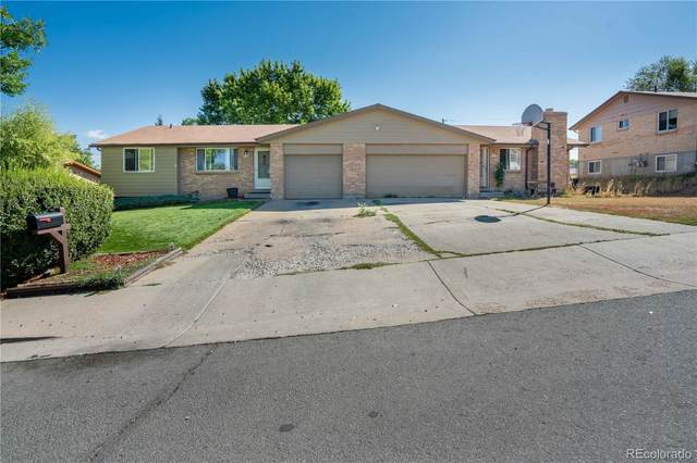 936 S Reed Street, Lakewood, CO 80226 (MLS #8626491) :: Kittle Real Estate