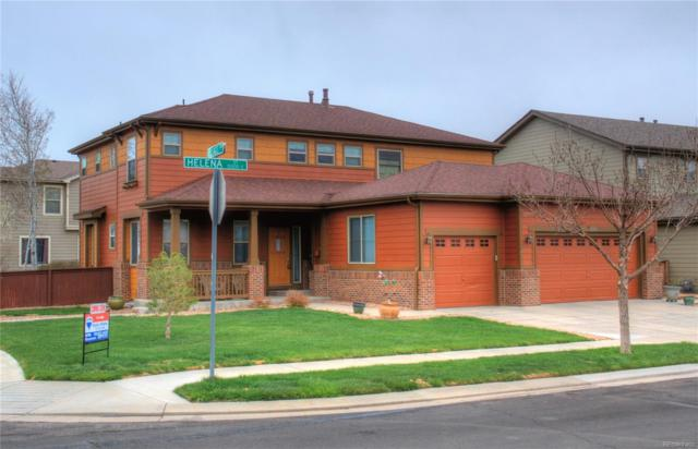 12296 Helena Street, Commerce City, CO 80603 (#8626873) :: 5281 Exclusive Homes Realty