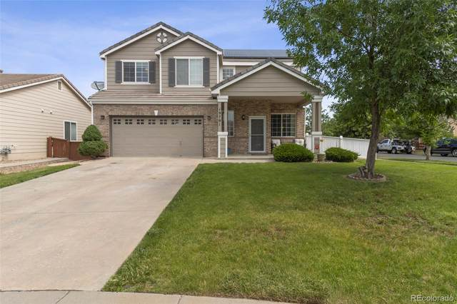 19791 E 58th Place, Aurora, CO 80019 (#8627710) :: The Colorado Foothills Team | Berkshire Hathaway Elevated Living Real Estate
