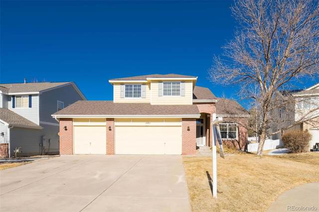 20763 E Peakview Place, Aurora, CO 80016 (#8627922) :: The Harling Team @ HomeSmart