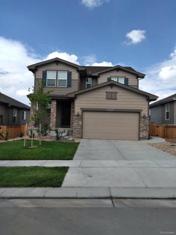 17859 E 108th Place, Commerce City, CO 80022 (#8628099) :: The Peak Properties Group