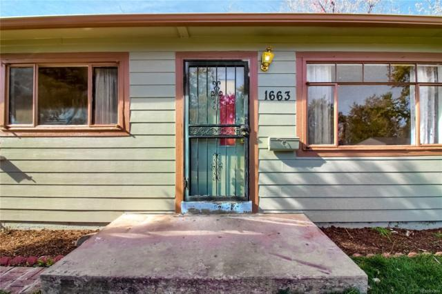 1663 S Knox Court, Denver, CO 80219 (#8628112) :: The Heyl Group at Keller Williams
