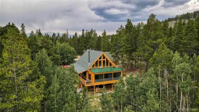2468 Empire Valley Drive, Leadville, CO 80461 (#8628493) :: iHomes Colorado