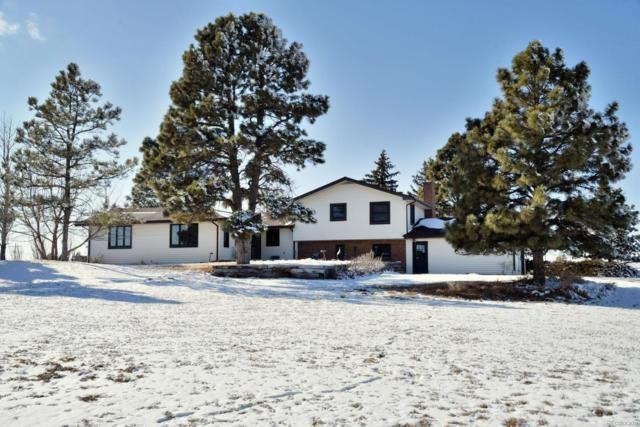 8536 Inspiration Drive, Parker, CO 80138 (#8628821) :: The DeGrood Team