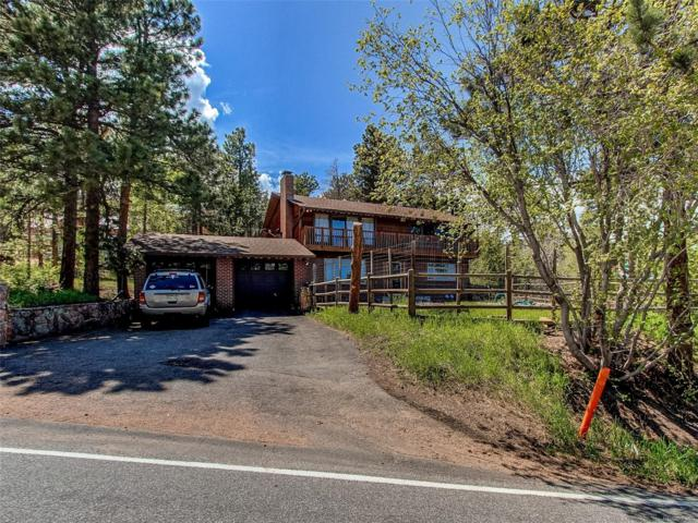 960 Copperdale Lane, Golden, CO 80403 (#8629375) :: The Peak Properties Group
