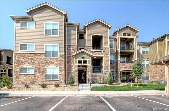 9185 Wilde Lane #103, Parker, CO 80134 (MLS #8629589) :: Find Colorado