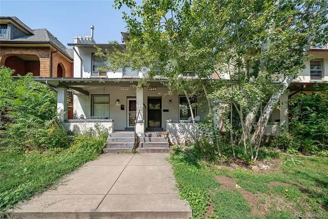 2317 N High Street, Denver, CO 80205 (#8630028) :: The HomeSmiths Team - Keller Williams