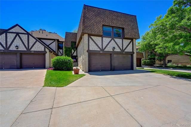 7250 Eastmoor Drive #108, Denver, CO 80237 (MLS #8630105) :: Find Colorado