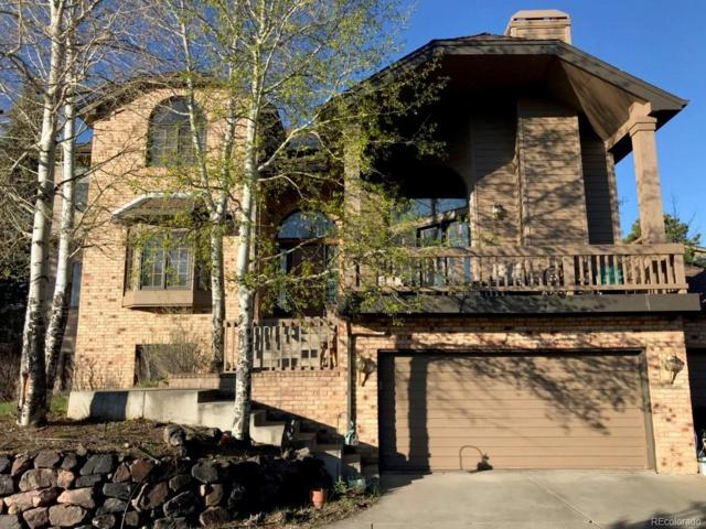 2395 Pine Tree Lane, Evergreen, CO 80439 (MLS #8630804) :: 8z Real Estate