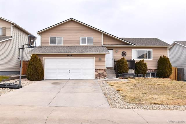 3028 42nd Ave, Greeley, CO 80634 (#8631326) :: The Griffith Home Team