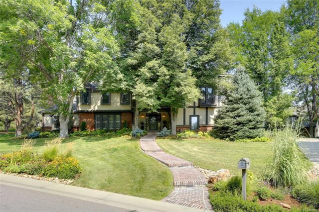 5700 S Cedarwood Road, Greenwood Village, CO 80121 (#8631877) :: The City and Mountains Group