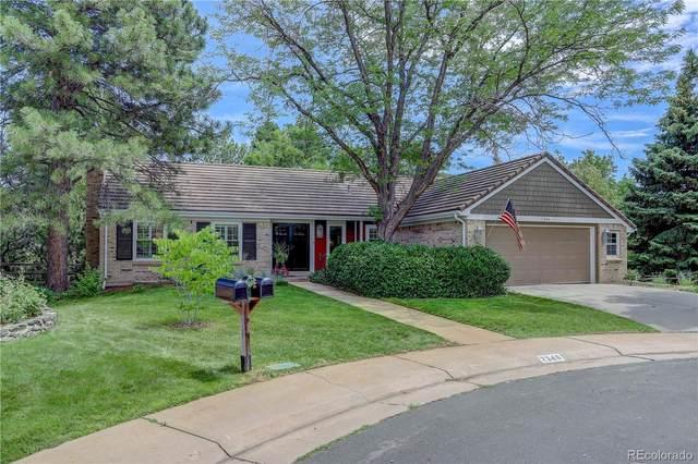 7346 S Glencoe Court, Centennial, CO 80122 (#8631988) :: Wisdom Real Estate