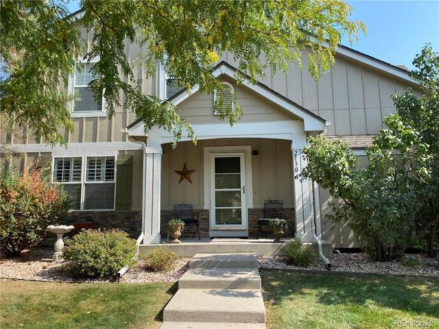 2130 Stetson Creek Drive A, Fort Collins, CO 80528 (MLS #8632032) :: Bliss Realty Group