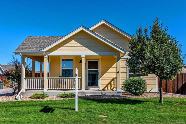 2774 Quarterland Street, Strasburg, CO 80136 (MLS #8632227) :: 8z Real Estate