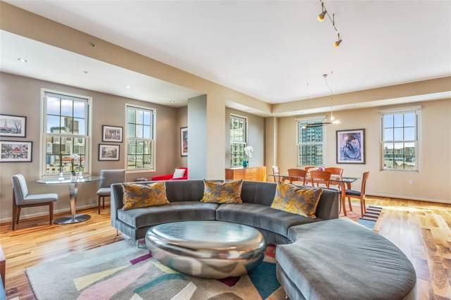 475 W 12th Avenue 9E, Denver, CO 80204 (MLS #8632258) :: 8z Real Estate