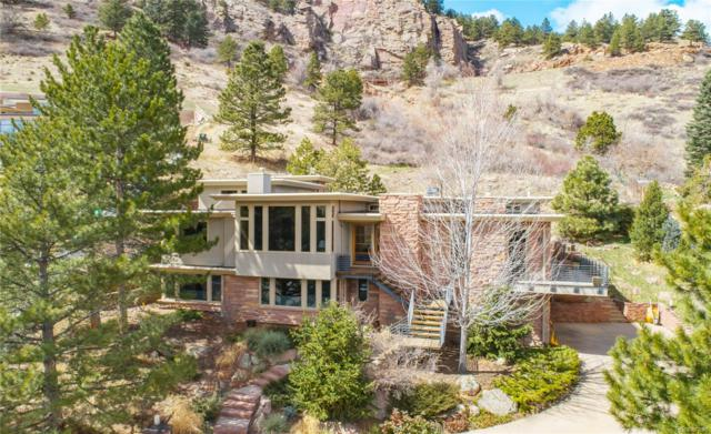 835 Circle Drive, Boulder, CO 80302 (#8632291) :: The Peak Properties Group