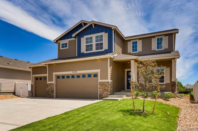 2039 Castle Hill Drive, Windsor, CO 80550 (MLS #8632393) :: Bliss Realty Group